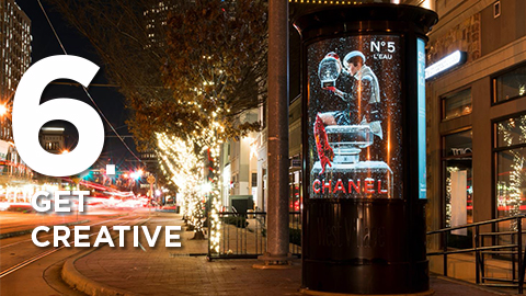 ten holiday tips for out of home advertising with outfront media