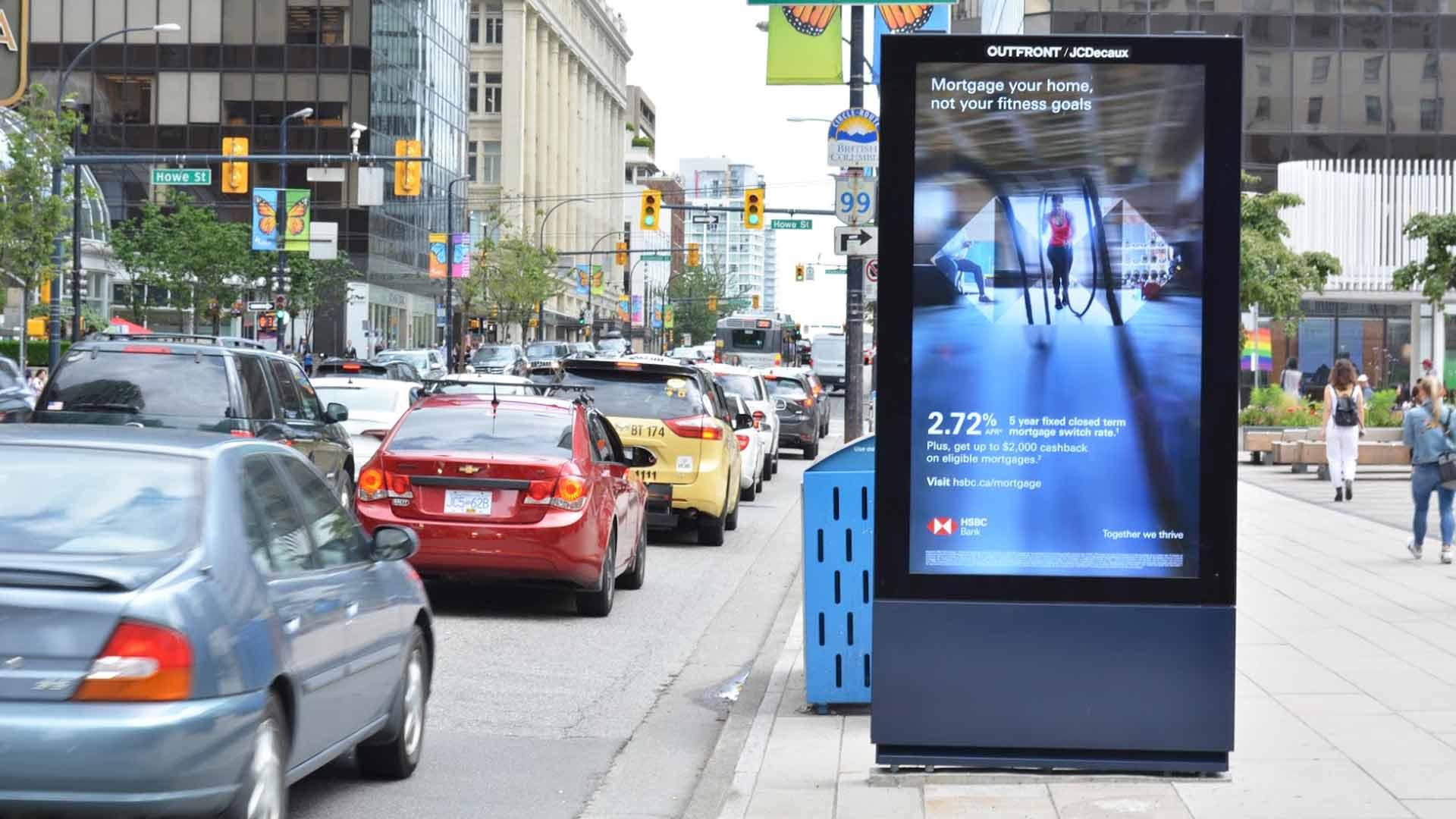 Outfront Media Canada Outdoor Advertising Outdoor Media
